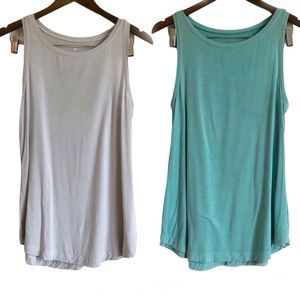 AMERICAN EAGLE Soft & Sexy Muscle Tank Top Set 2